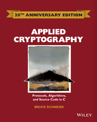 Schneier on Security: Applied Cryptography: Source Code