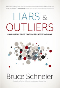 Schneier On Security Liars And Outliers